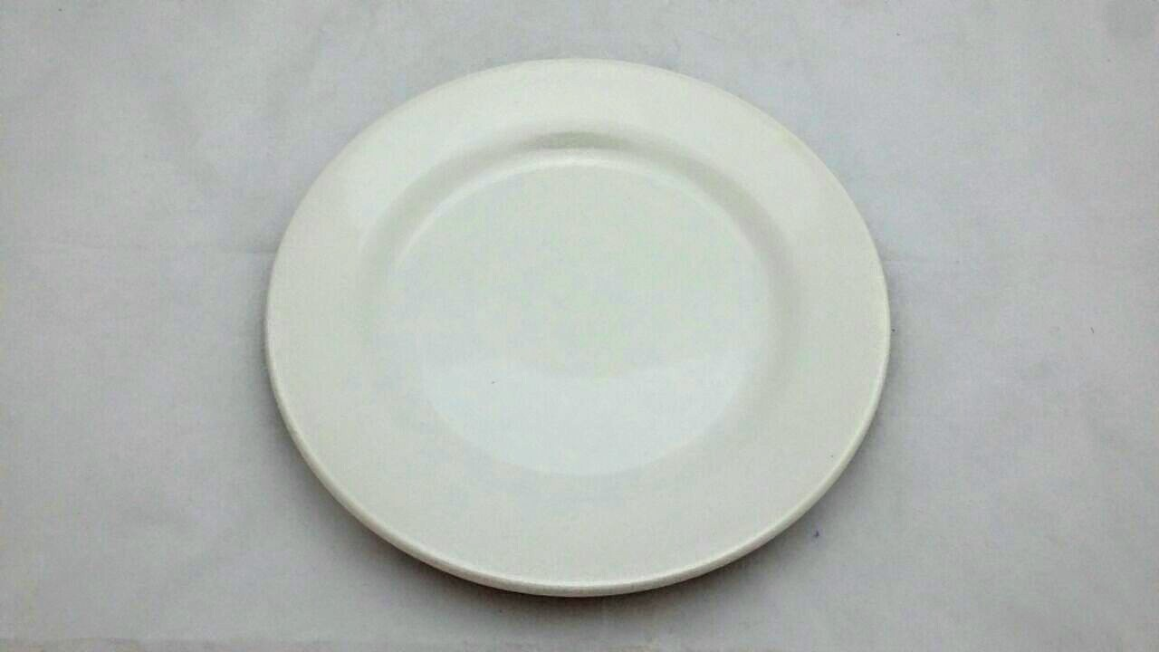 Plato de ceramica abanico bazar - Platos de ceramica ...