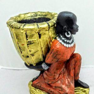 Buda de yeso
