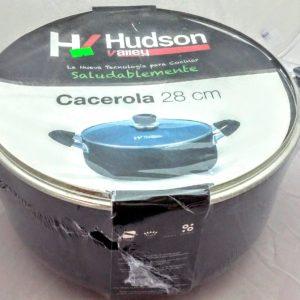 Cacerola hudson 28cm
