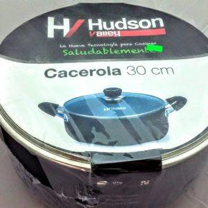 Cacerola hudson 30cm