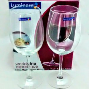 Copas de vino x 4